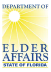 State of Florida Department of Elder Affairs
