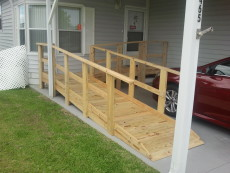 Home Improvement Ramp