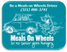 Be a Meals on Wheels Driver